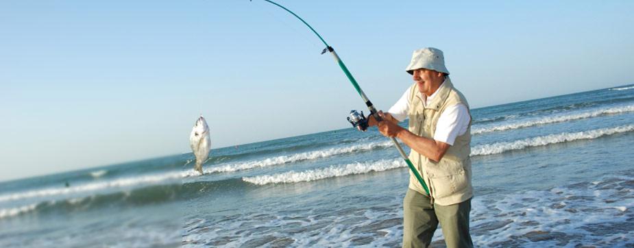 Beach Resort Fishing